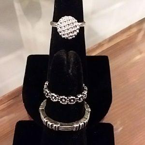 Jewelry - Boho Ring Bundle